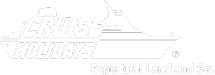 Cruise Holidays Land and Sea Logo