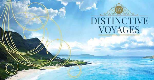 Cruise Holidays Land and Sea DISTINCTIVE VOYAGES